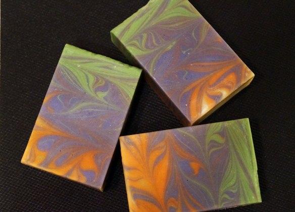 Taiwan Swirl Soap Top