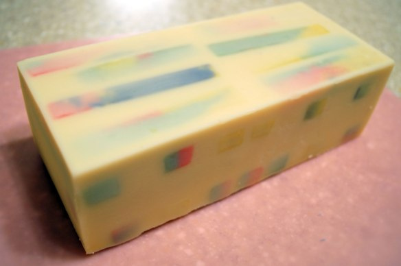 Confetti-Soap-Log