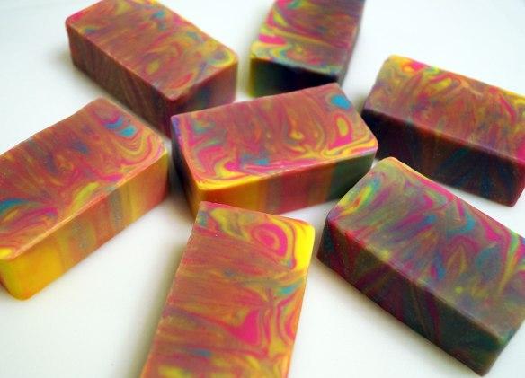 Neon-Swirl-Soap